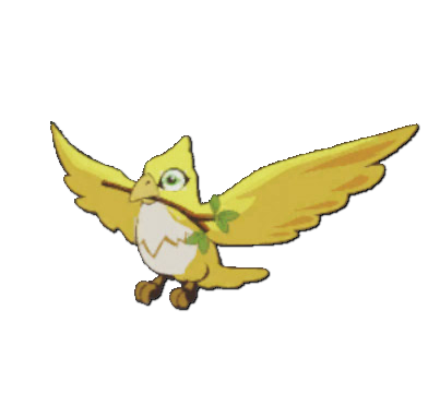 Bastion bird png. Image spray flight overwatch