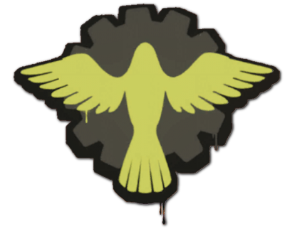 Bastion bird png. Image spray birdwatchers overwatch