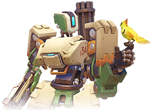 Bastion drawing. Overwatch blizzplanet bastioncharacter