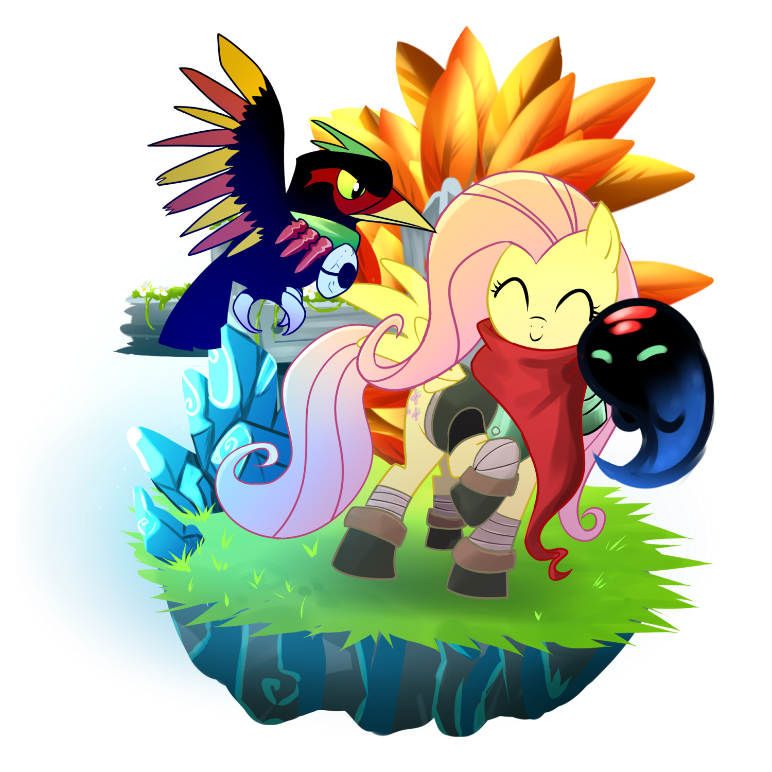 Bastion drawing mlp. My little pony friendship