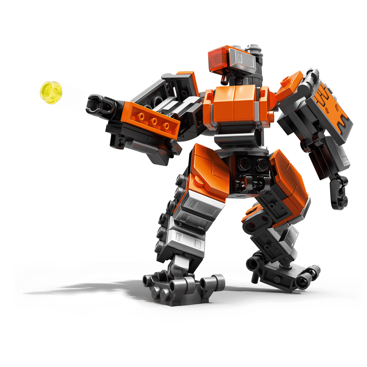 Bastion drawing suit. Lego overwatch first set