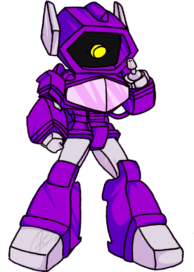 Bastion drawing shockwave. Chibi by sincerelyyours cmd