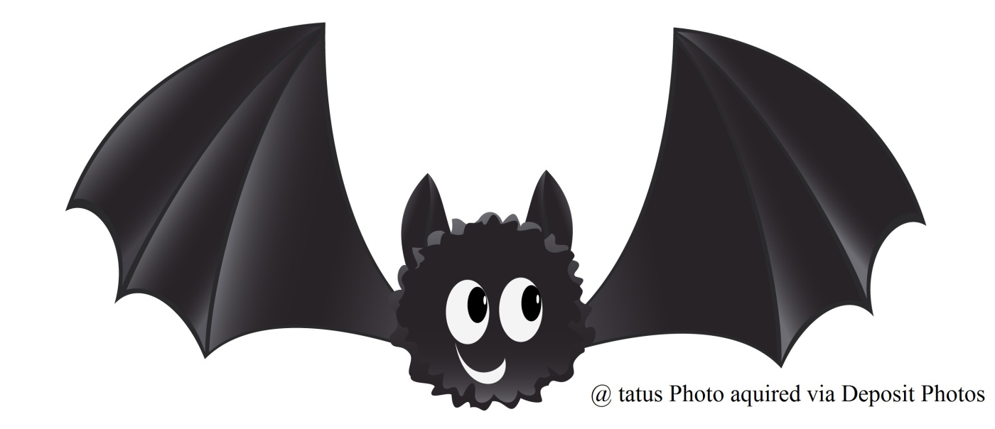 Bat clipart bumblebee bat. Patricia s disk winged