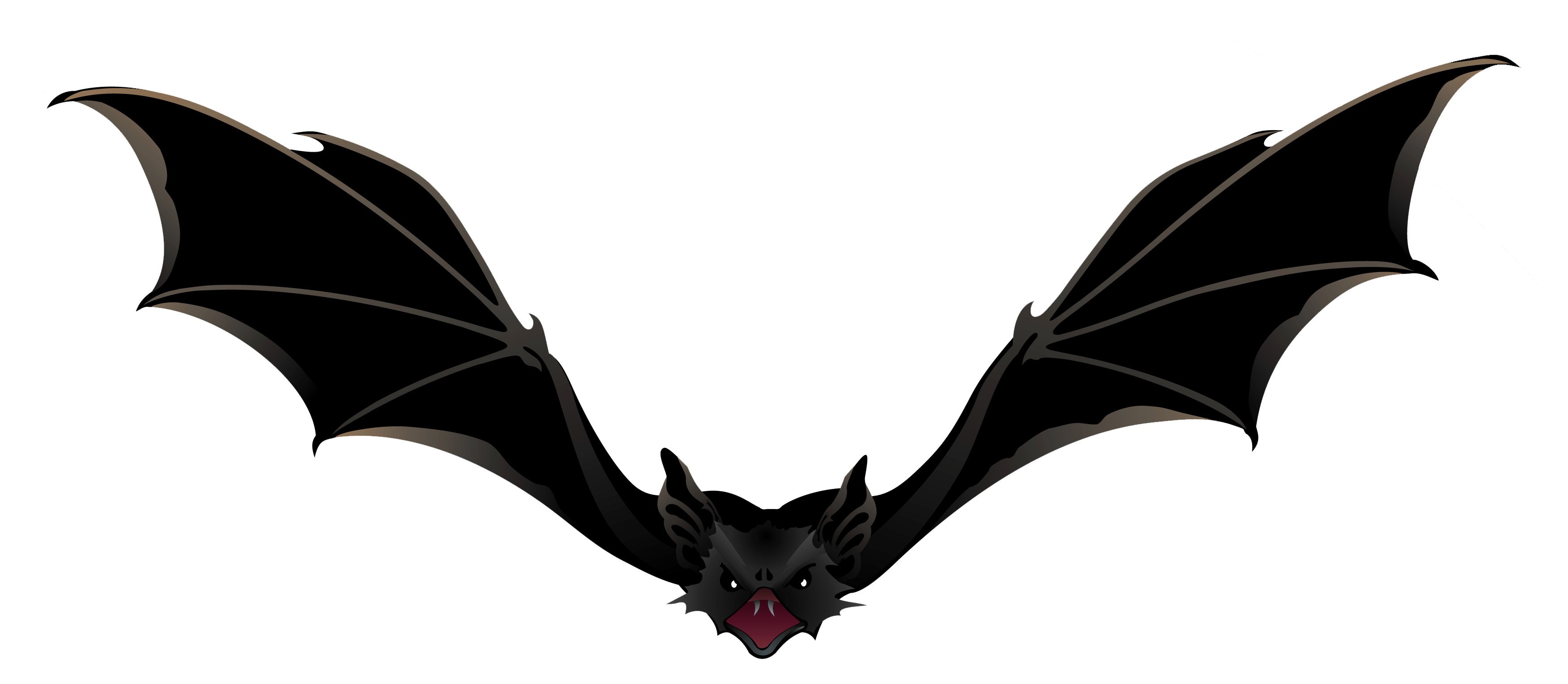 Bat clipart transparent background. Creepy png picture gallery