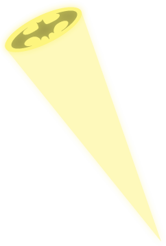 Bat signal png. Images in collection page