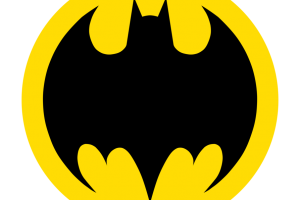 Images in collection page. Bat signal png image black and white download