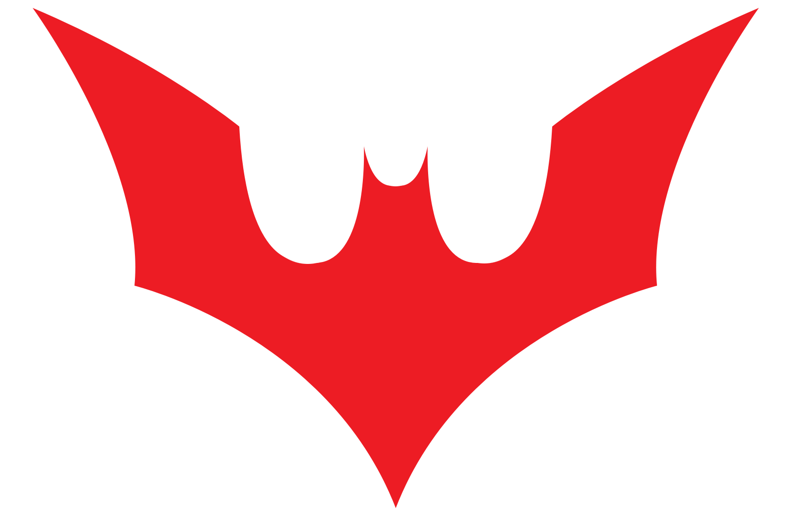 Batarang drawing batman beyond. Logos