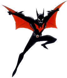 Batarang drawing batman beyond. Terry mcginnis deadliest fiction