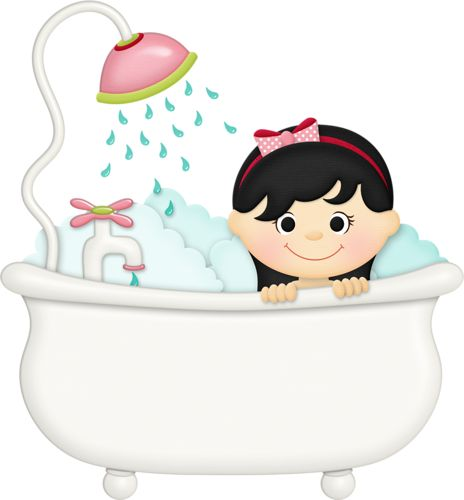 Bath clipart bath time. Best images on
