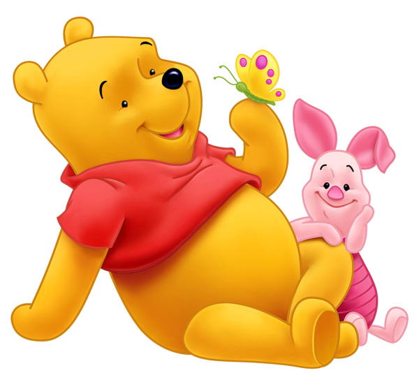 Hatch drawing winnie the pooh. And piglet png picture
