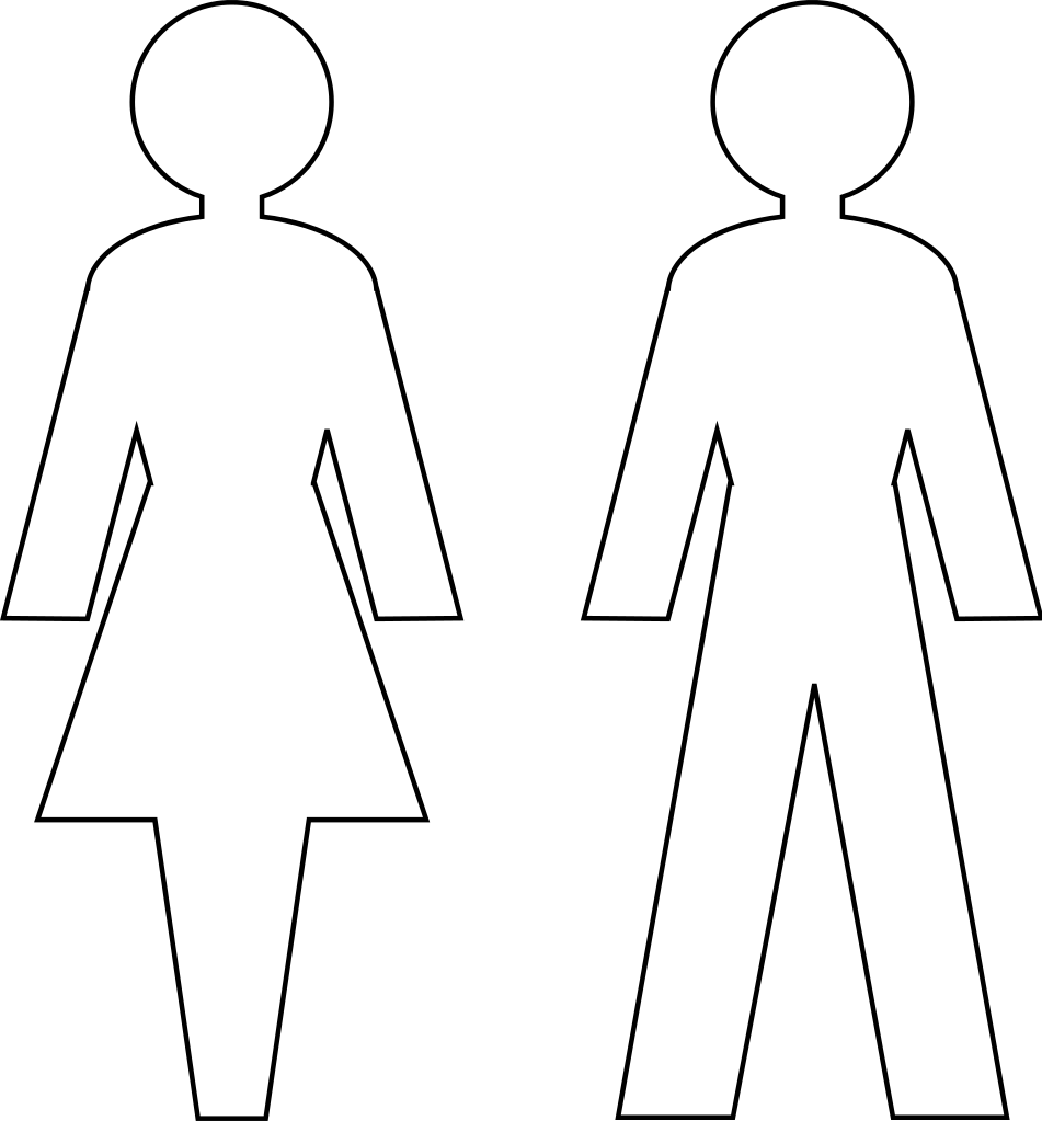 File symbols wikipedia filerestroom. Person svg restroom banner freeuse download