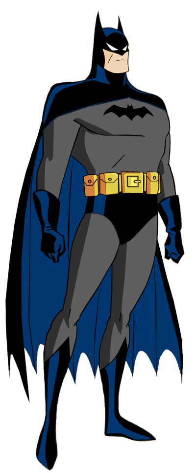 Batman 5 png. The animated series s