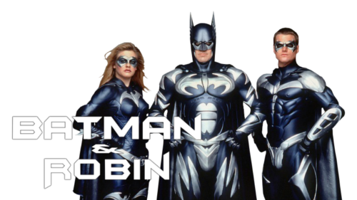 Batman and robin movie logo png. Fanart tv image with