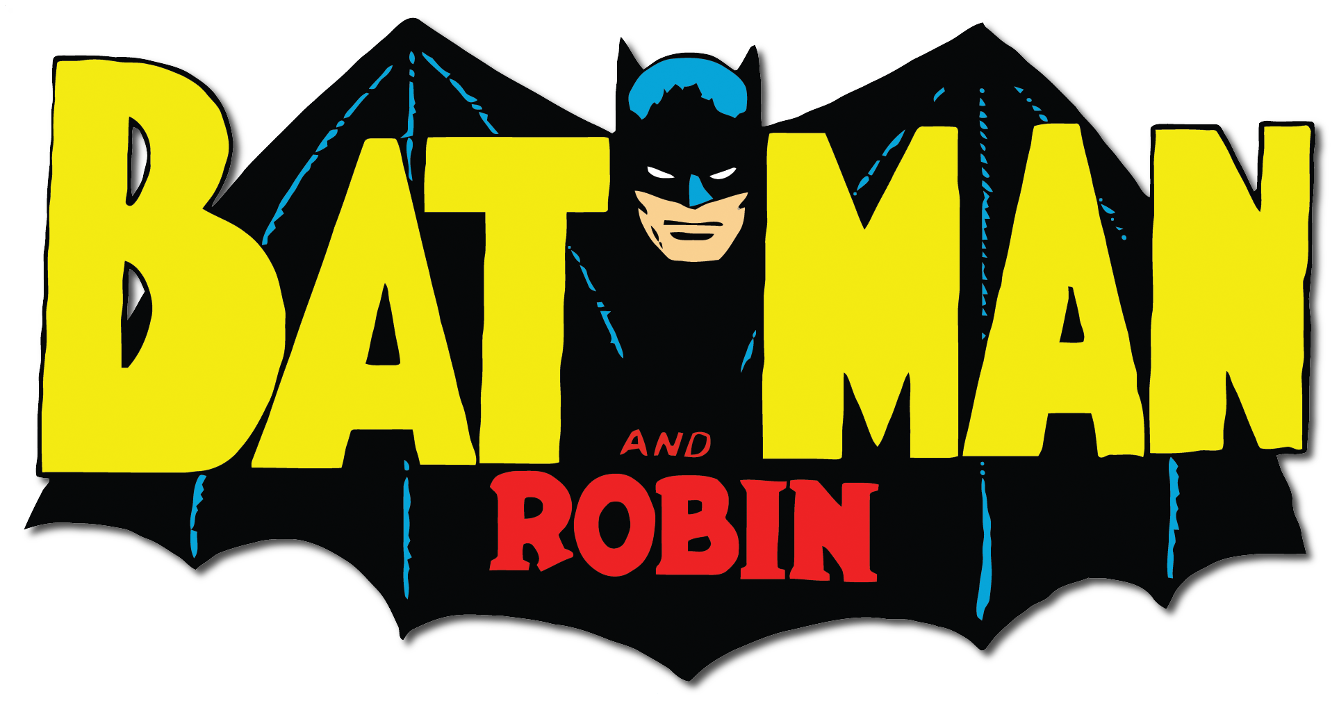 Batman and robin movie logo png. Image classic by bean