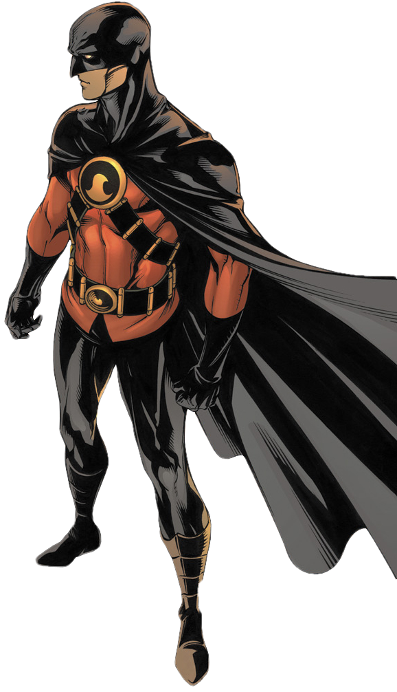 Robin comic png. Image red earth crossroads
