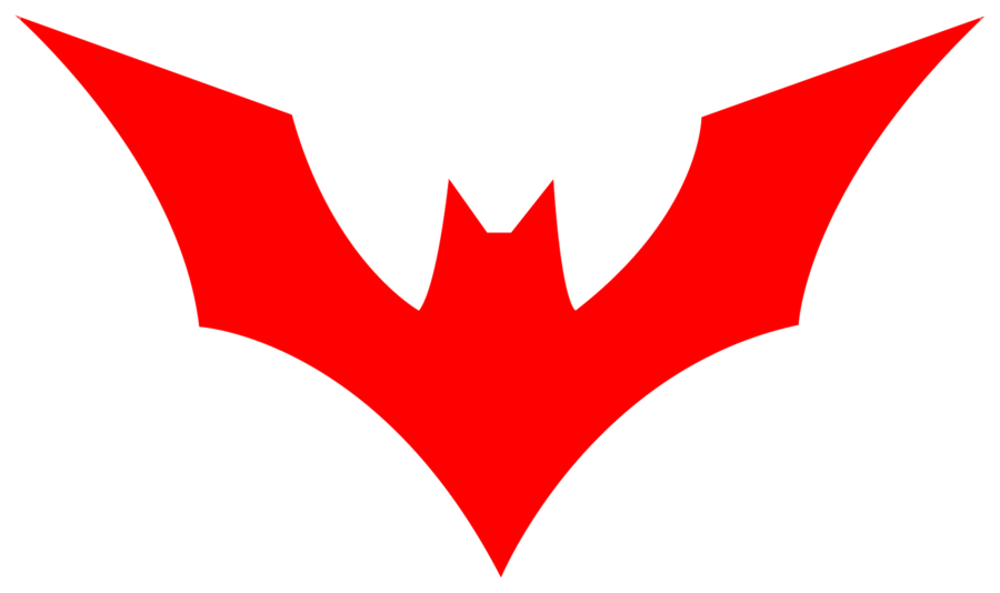 Nightwing logo png 3d red