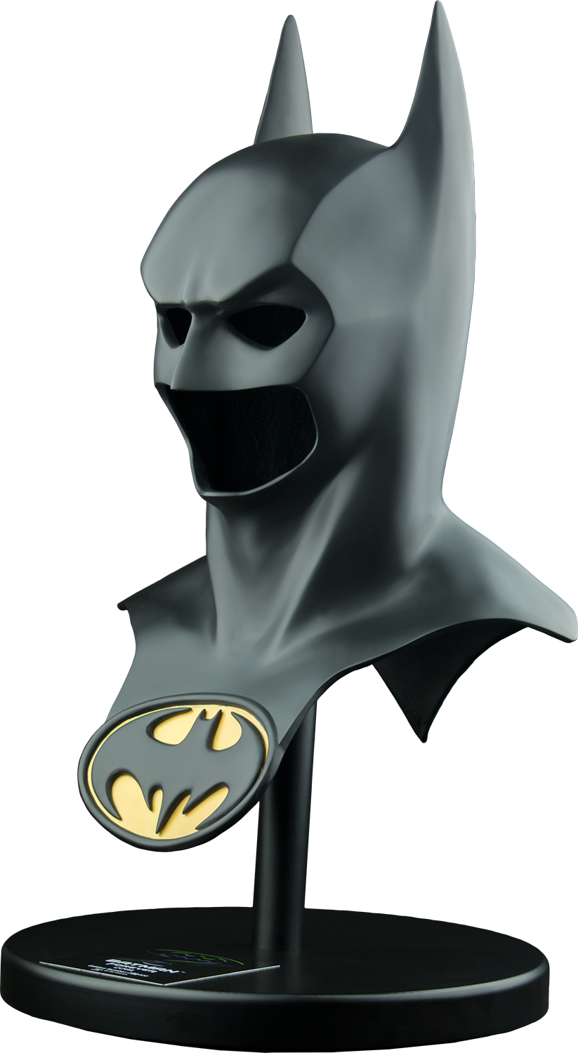 Batman cowl png. Forever life size by