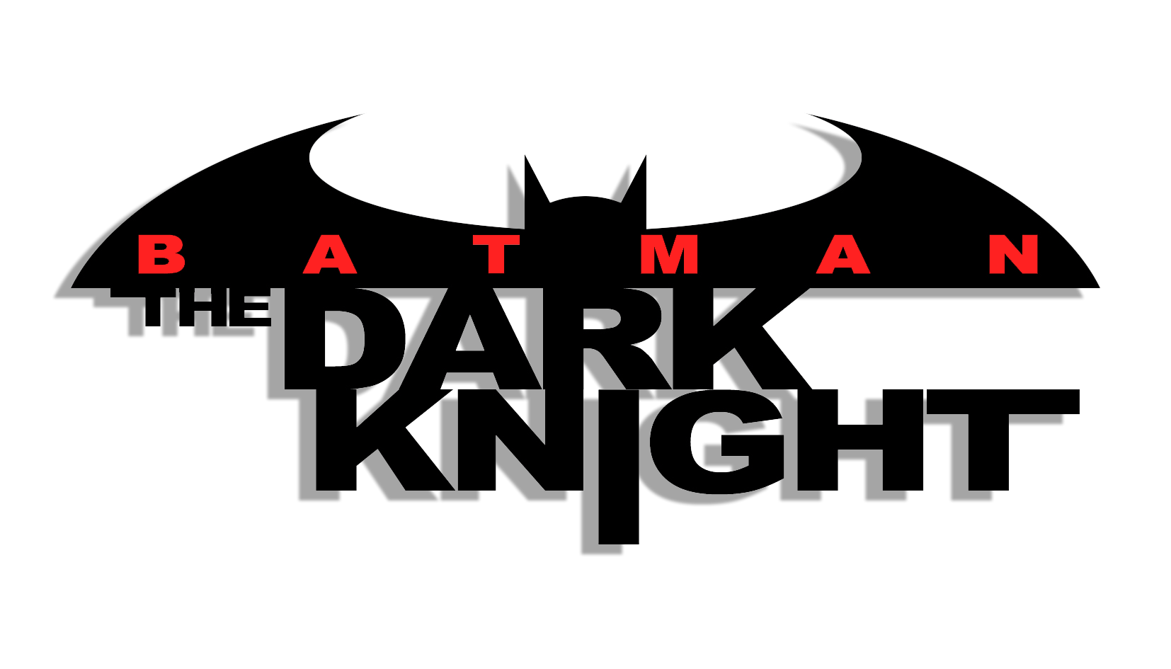 Batman dark knight logo png. Image the dc database