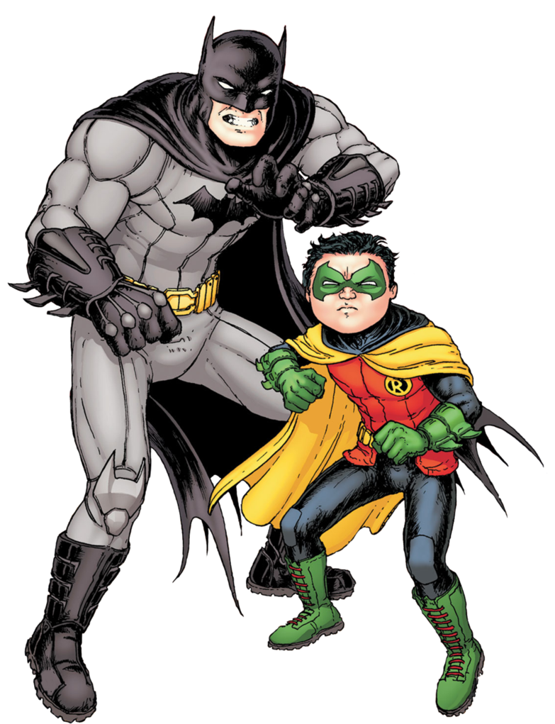 And clipart mart. Batman robin png black and white stock