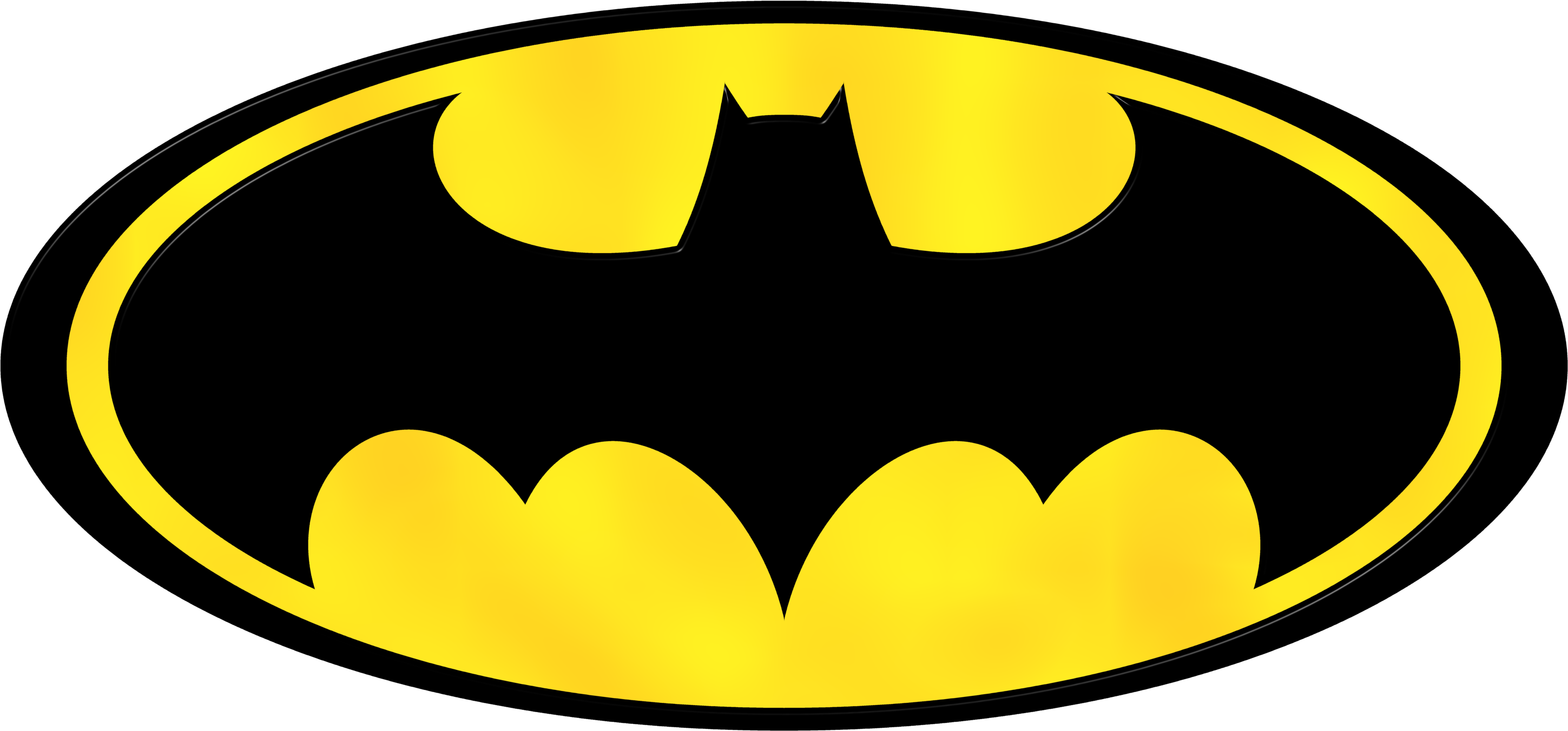 Batman signal png. Just your standard logo