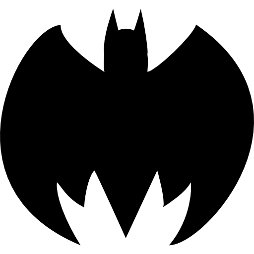 Vector buildings batman