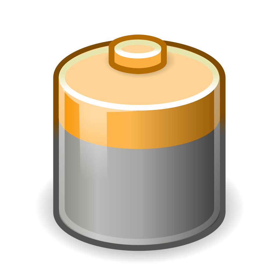 Vector battery transparent background. Clipart at getdrawings com