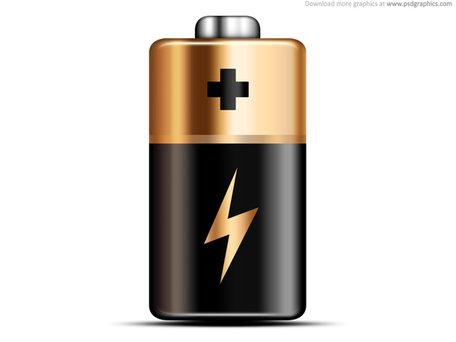 Battery clipart. Free and vector graphics
