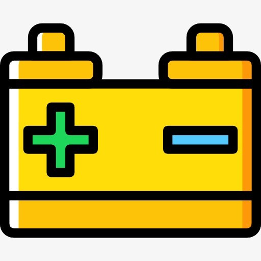 Battery clipart battery cell. Dry cartoon png image