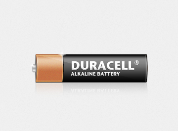 Battery clipart battery duracell. Free and vector graphics