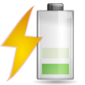 Battery clipart charger. Clip art panda free