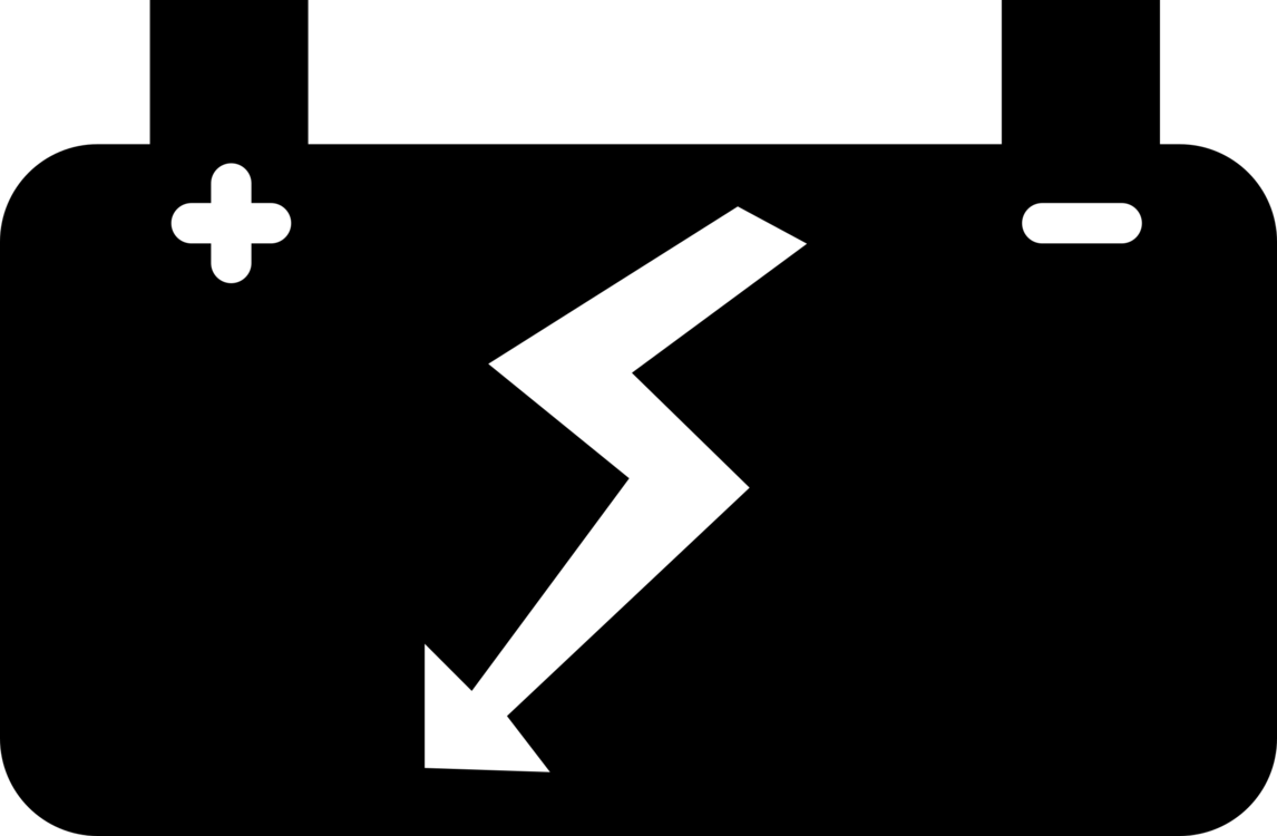 Battery clipart computer charger. Electric logo automotive icons