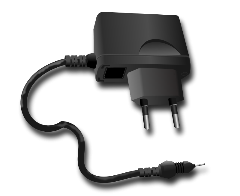 Battery clipart computer charger. Clip art library free