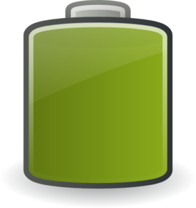 Battery clipart low battery. Full clip art at