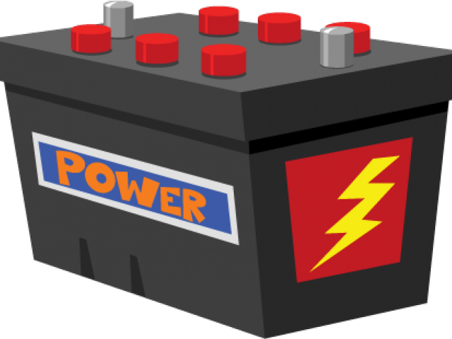 Battery clipart muscle power. Svg free clip
