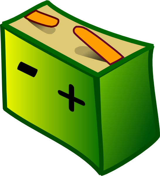 Battery clipart solar battery. Free cliparts download clip