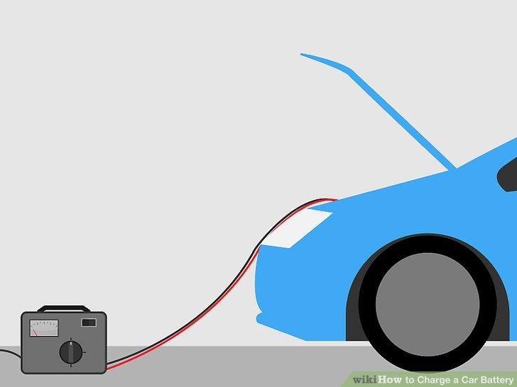 Battery clipart vehicle battery. Ways to charge