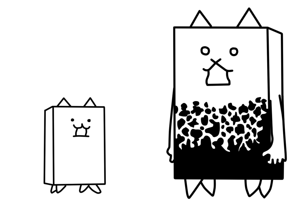 Battle cats png. Walls cat the by