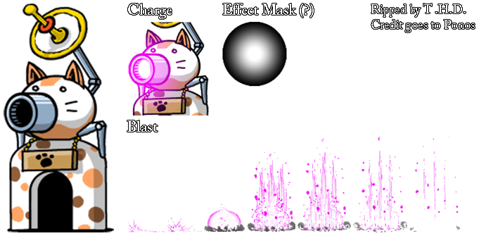 Battle cats png. Mobile the cat base
