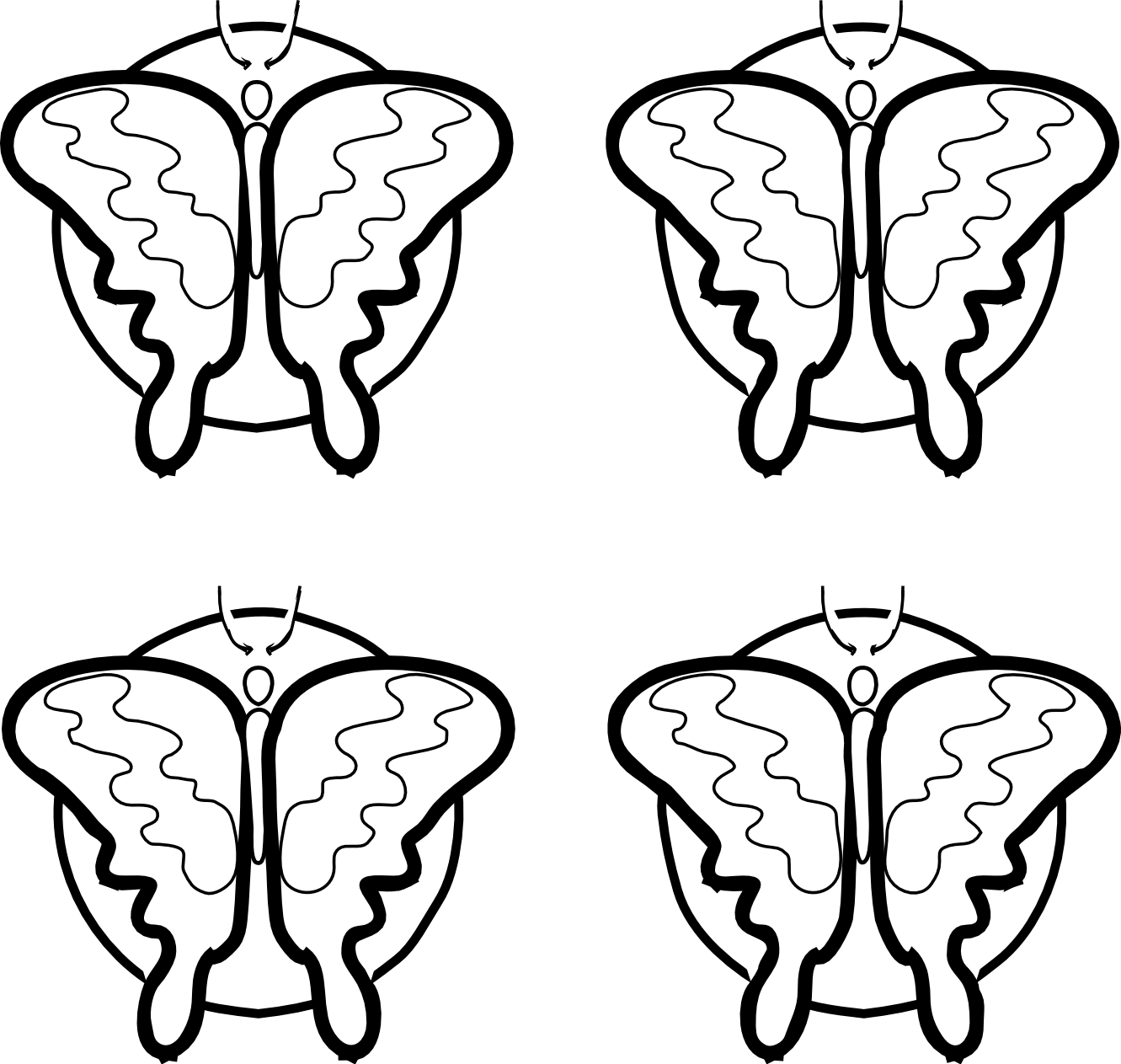 Battle clipart black and white. Free butterflies pictures download