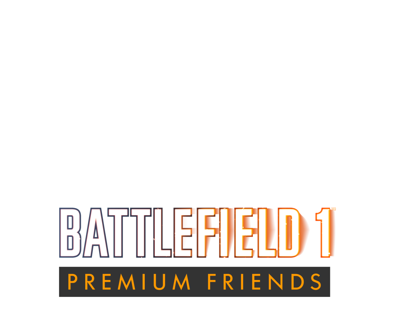 Premium pass official site. Battlefield 1 logo png png library stock