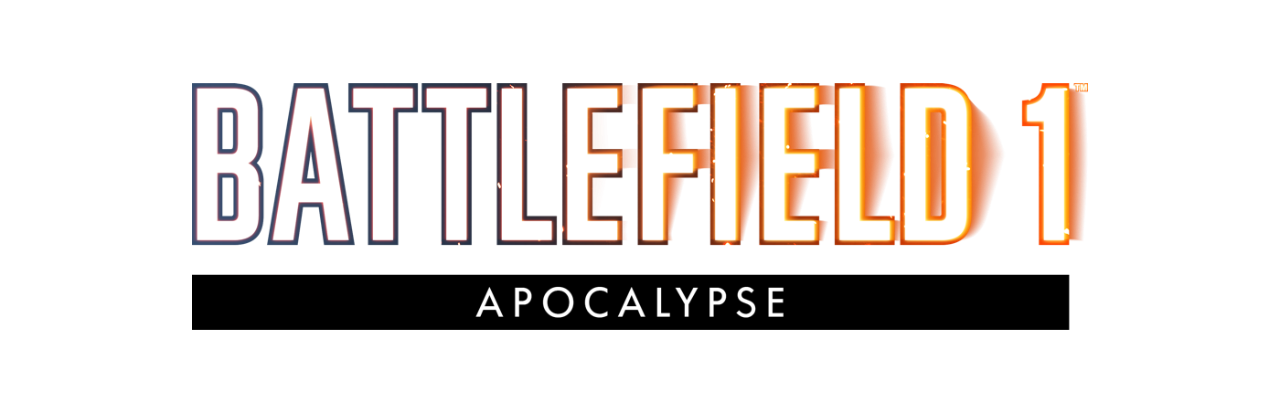 Battlefield 1 logo png. Apocalypse official site more