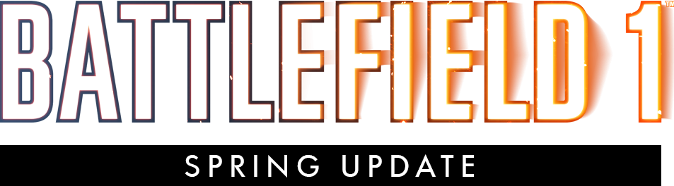 Battlefield 1 logo png. Spring update patch notes picture transparent library