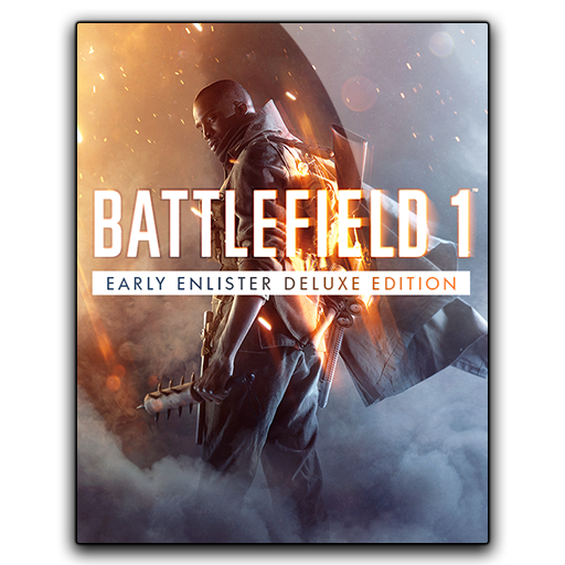 Battlefield 1 png. Icon by hazzbrogaming icons