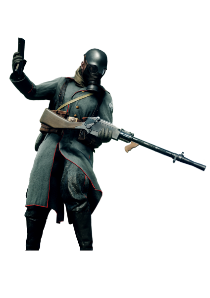 Battlefield soldier png