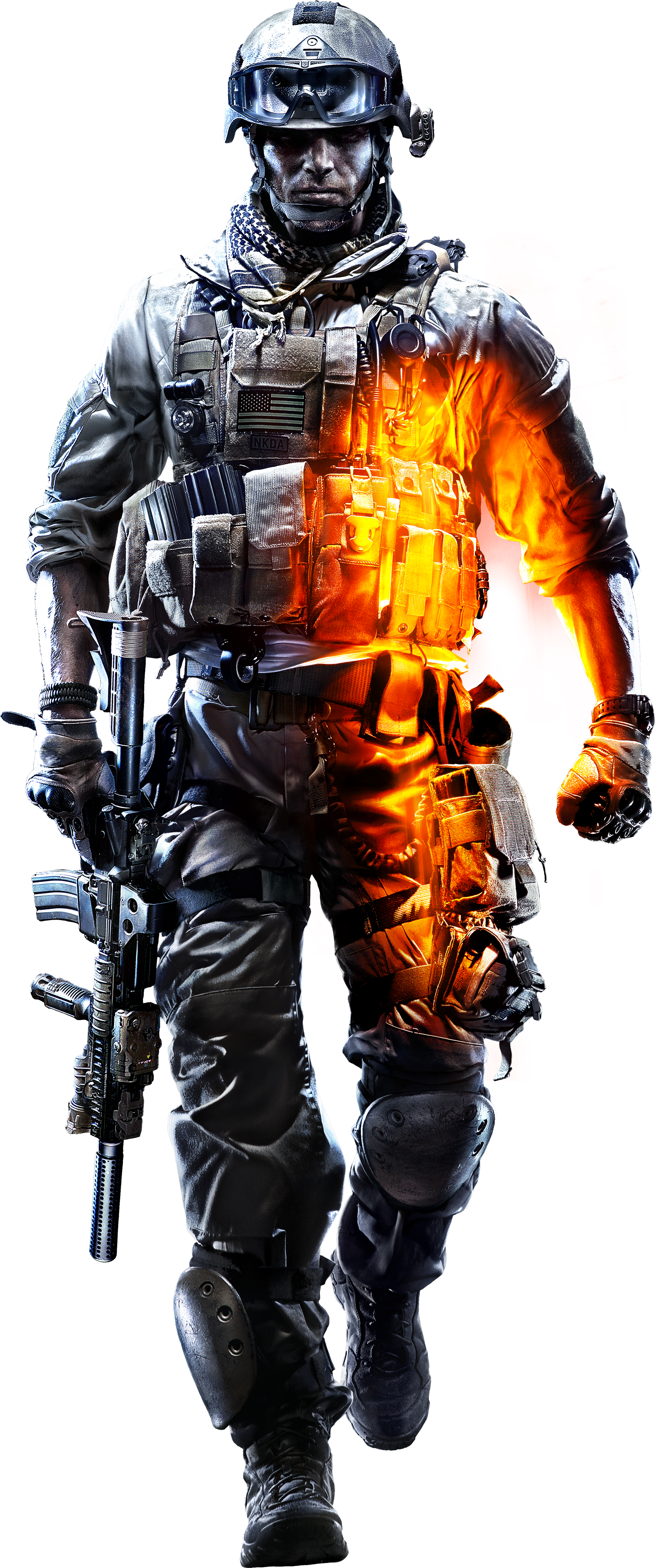 Battlefield transparent 4. Image promotional soldier bf picture library library