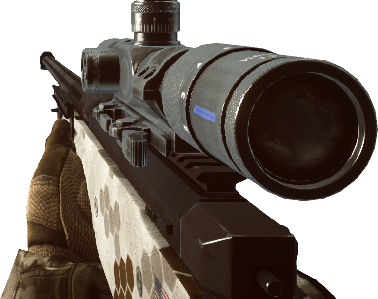 Battlefield 4 sniper png. L a by excadriller