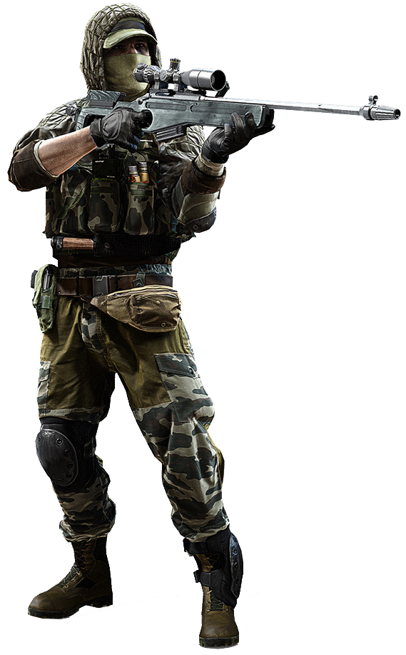 Which bf class should. Battlefield 4 sniper png clipart download