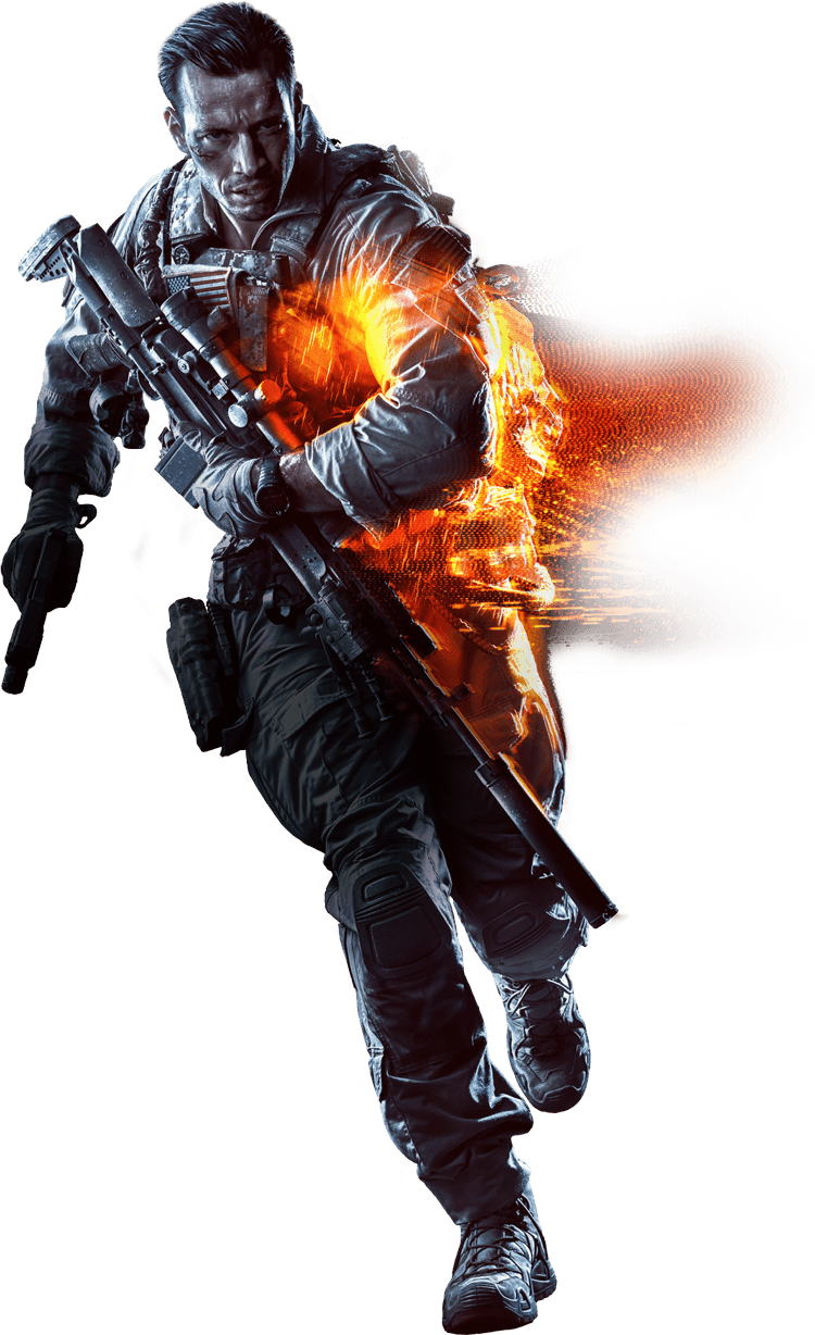 Battlefield 4 soldier png. Graphic pack v alwaysonsoldierpng