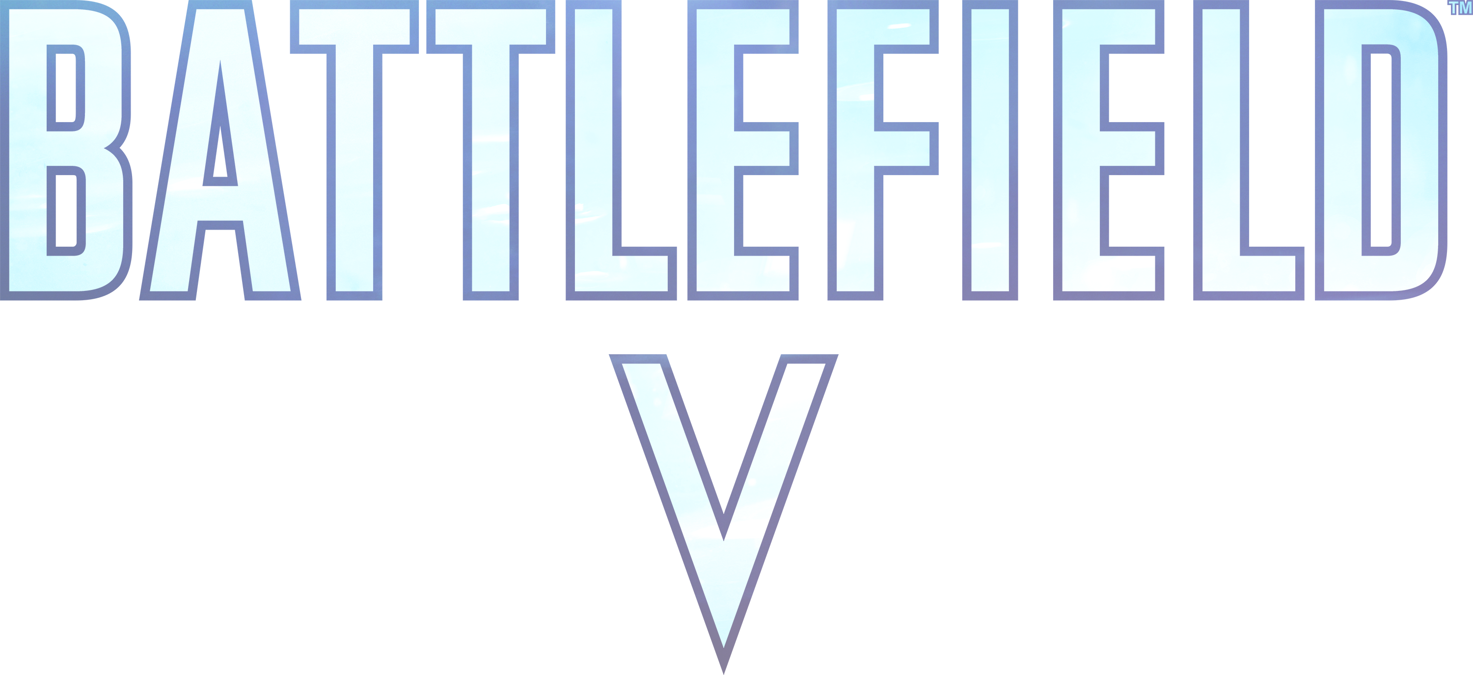 Battlefield 5 logo png. Dice storms back to