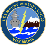 Battleship clipart carrier ship. Uss mount whitney lcc